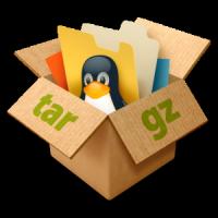Logo extract Tar
