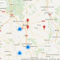 Google Maps sur Wordpress